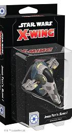 Star Wars X-Wing 2nd Edition: Eta-2 Actis Expansion