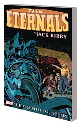 Eternals Complete Collection TP