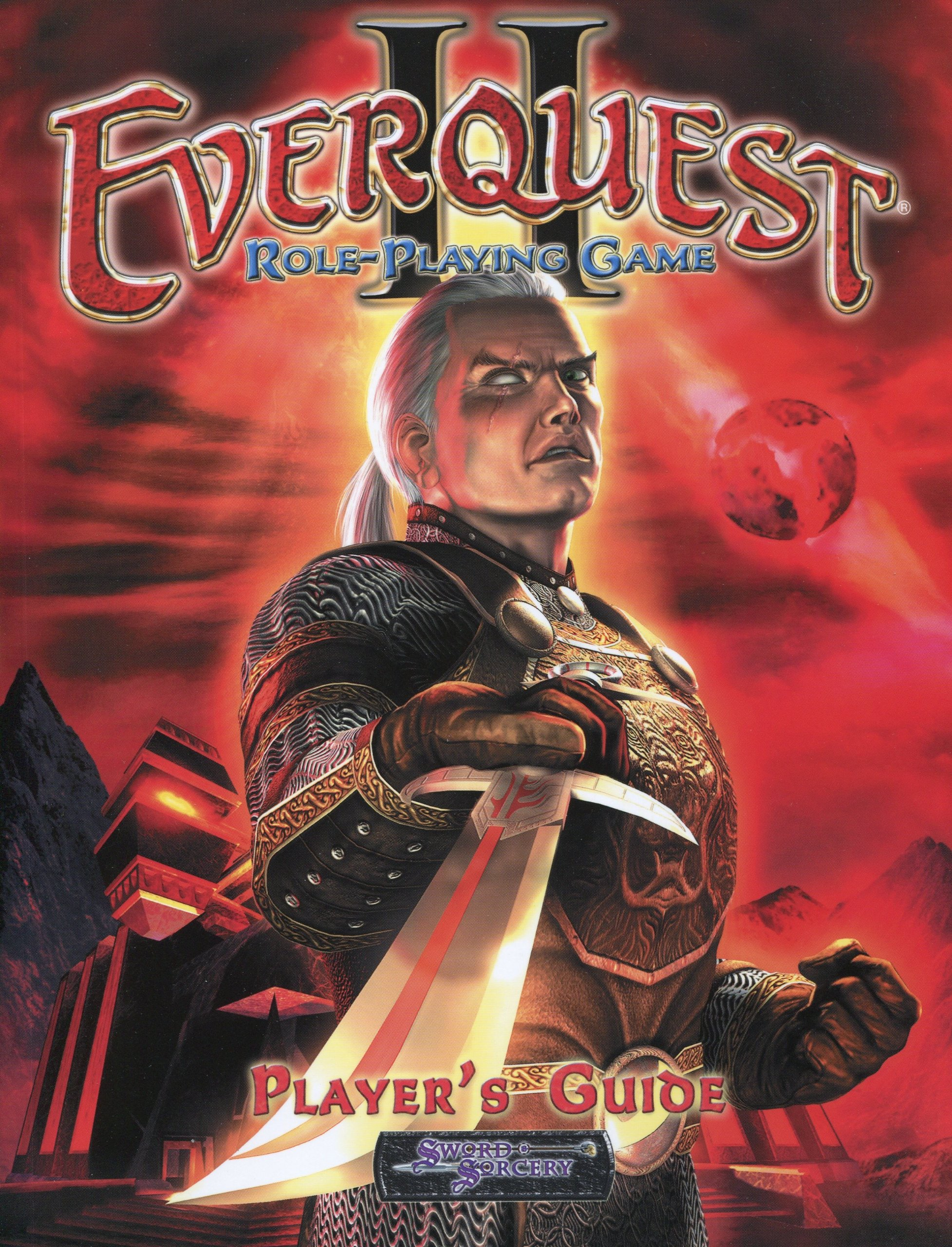 EverQuest II Role Playing Game: Player's Guide - Used
