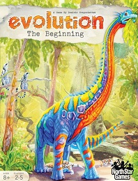 Evolution: The Beginning Card Game - USED - By Seller No: 11222 Chris Venturini