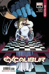 Excalibur no. 12 (2019 Series)