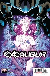 Excalibur no. 5 (2019 Series)