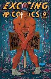 Exciting Comics no. 9 (2019 Series)