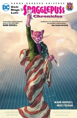 Exit Stage Left: The Snagglepuss Chronicles TP