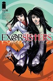 Exorsisters no. 6 (2018 Series)