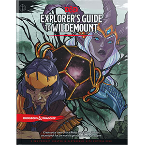 Dungeons and Dragons 5th Ed: Explorer's Guide to Wildemount