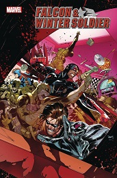 Falcon and Winter Soldier no. 5 (2020 Series)