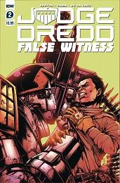 Judge Dredd: False Witness no. 2 (2020 Series)