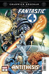 Fantastic Four: Antithesis no. 2 (2020 Series)