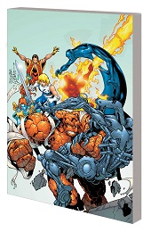 Fantastic Four Complete Collection Volume 2: Heroes Return TP