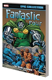 Fantastic Four Epic Collection: The Name is Doom TP
