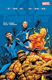 Fantastic Four: The End TP (New Printing)