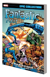 Fantastic Four Epic Collection: At War With Atlantis TP