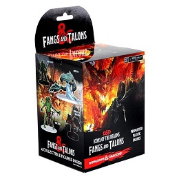 Dungeons and Dragons: Icons of the Realms: Fangs and Talons Booster