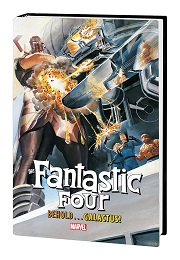 The Fantastic Four: Behold Galactus TP
