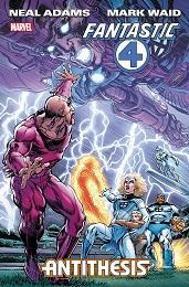 Fantastic Four: Antithesis no. 4 (2020 Series)