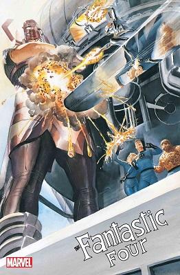 Fantastic Four: Behold Galactus HC