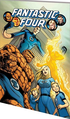 Fantastic Four by Hickman Complete Collection: Volume 1 TP