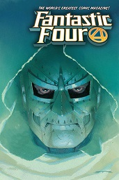 Fantastic Four Volume 3: Herald of Doom TP