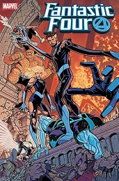 Fantastic Four no. 18 (2018 Series)