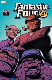 Fantastic Four no. 18 (2018 Series) (Variant)