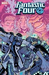 Fantastic Four no. 19 (2018 Series)