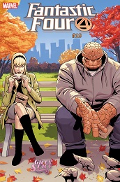 Fantastic Four no. 19 (2018 Series) (Gwen Stacy Variant)