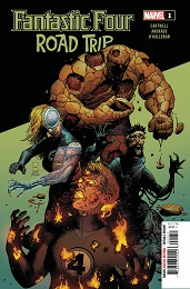Fantastic Four: Road Trip no. 1 (2020 Series)