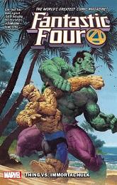 Fantastic Four Volume 4: Thing Vs. The Immortal Hulk TP