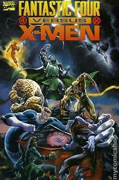 Fantastic Four Versus X-Men (Reprint)- Used