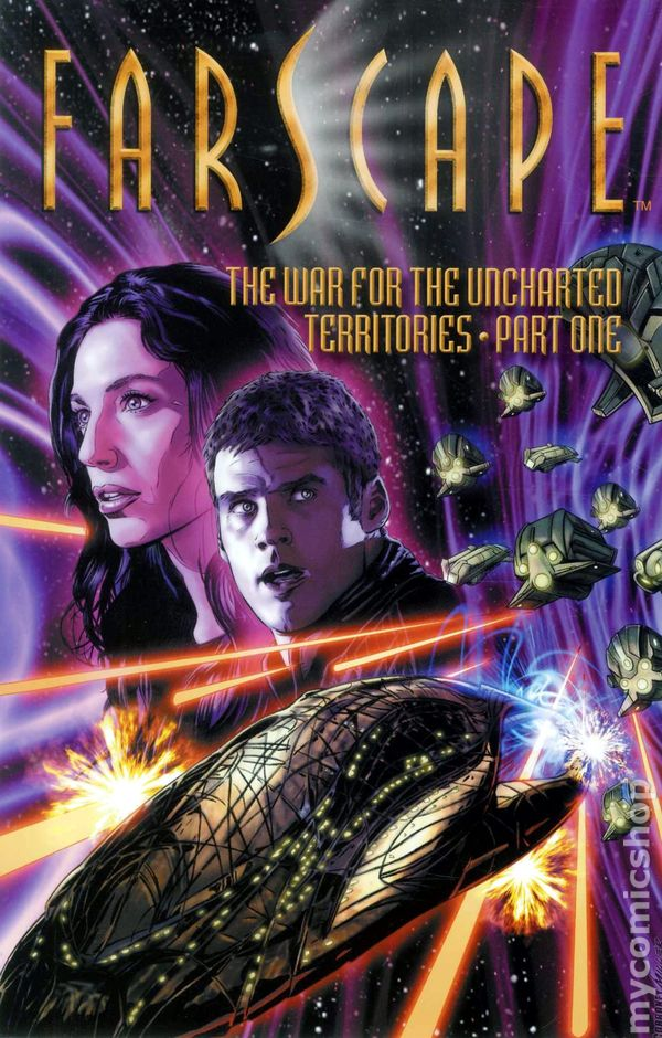 Farscape: War for Uncharted Territories TP - Used
