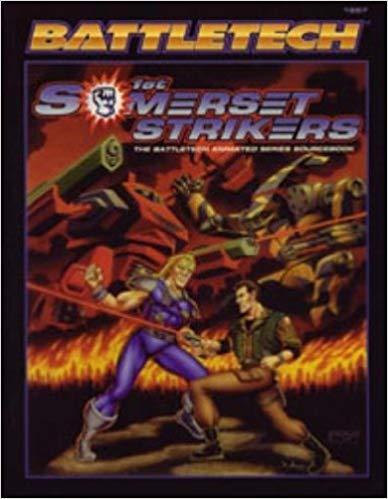 Battletech: 1st Somerset Strikers - Used