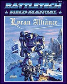 Battletech Field Manual: Lyran Alliance - USED
