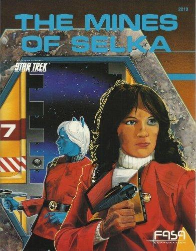 Star Trek RPG: The Mines of Selka - Used