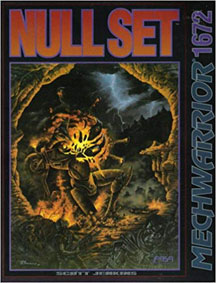Mechwarrior: Null Set Role Playing - USED
