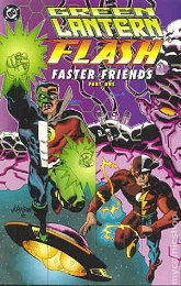 Green Lantern Flash: Faster Friends (1997) One-Shot - Used