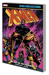 X-Men Epic Collection: The Fate of the Phoenix TP