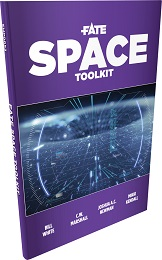Fate Core RPG: Fate Space Toolkit (HC)