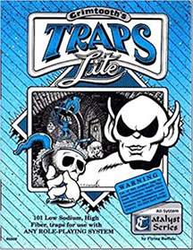 Grimtooth's Traps Lite - USED
