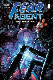 Fear Agent Volume 4 TP