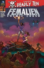 Femalien: Cosmic Crush no. 1 (2020 Series) (MR)