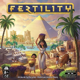Fertility Board Game