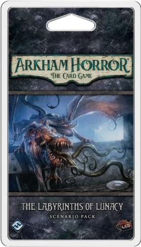 Arkham Horror the Card Game: The Labyrinths of Lunacy Scenario Pack