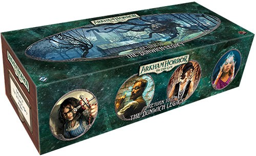 Arkham Horror the Card Game: Return to the Dunwhich Legacy