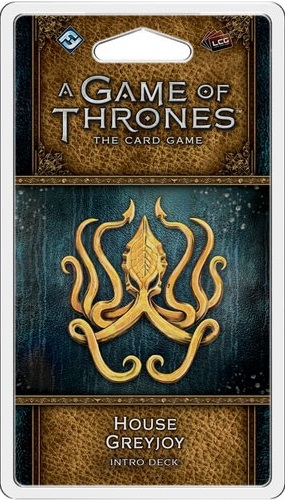 A Game of Thrones the Card Game: House Greyjoy Intro Deck (2nd Edition)