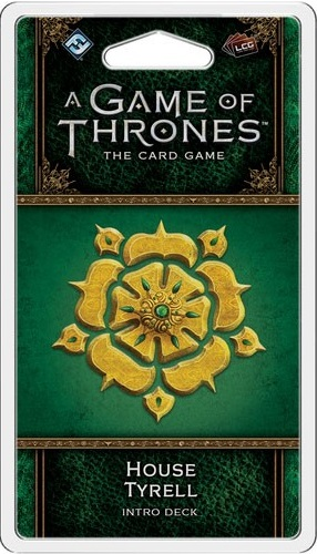 A Game of Thrones the Card Game: House Tyrell Intro Deck (2nd Edition)