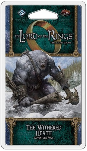 The Lord of the Rings the Card Game: The Withered Heath Adventure Pack