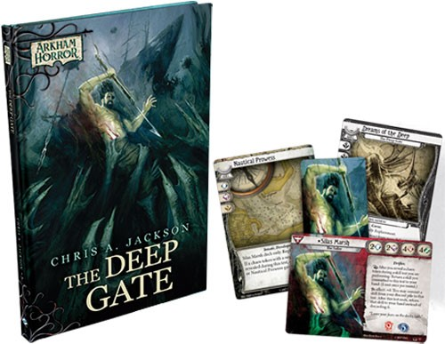 Arkham Horror the Card Game: The Deep Gate HC