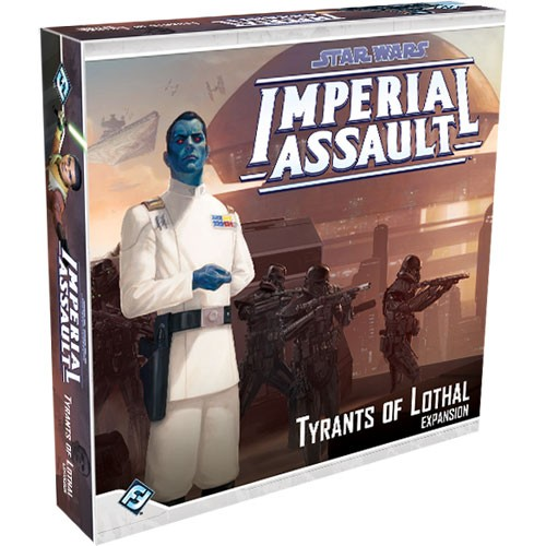 Star Wars: Imperial Assault: Tyrants of Lothal Expansion