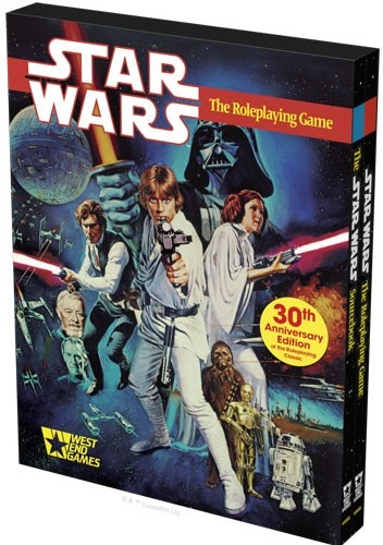 Star Wars the Roleplaying Game Core Rulebook (30th Anniversary Edition)